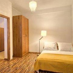 Отель VISITzakopane Tatra Apartments Польша, Закопане - отзывы, цены и фото номеров - забронировать отель VISITzakopane Tatra Apartments онлайн комната для гостей фото 3