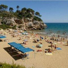 Отель Pierre & Vacances Residence Salou Испания, Салоу - отзывы, цены и фото номеров - забронировать отель Pierre & Vacances Residence Salou онлайн пляж