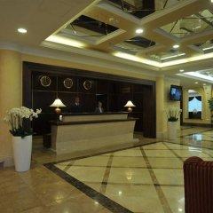 Гостиница Shakhtar Plaza интерьер отеля