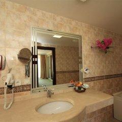 Union Palace Hotel Турция, Ичмелер - отзывы, цены и фото номеров - забронировать отель Union Palace Hotel онлайн ванная
