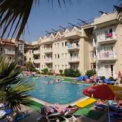 Sun Dream Apartments Турция, Мармарис - отзывы, цены и фото номеров - забронировать отель Sun Dream Apartments онлайн бассейн