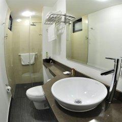 Отель Puerta de San Antonio Колумбия, Кали - отзывы, цены и фото номеров - забронировать отель Puerta de San Antonio онлайн ванная