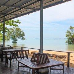 Отель Baan Panwa Resort&Spa ресторан