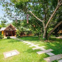 Отель Baan Panwa Resort&Spa вид на сад
