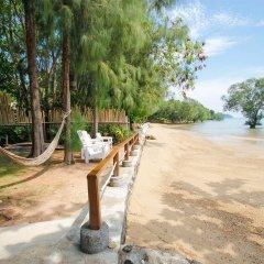 Отель Baan Panwa Resort&Spa пляж