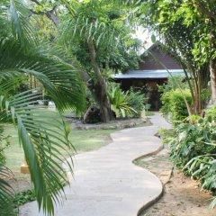 Отель Baan Panwa Resort&Spa сад