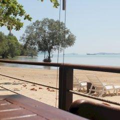 Отель Baan Panwa Resort&Spa вид на пляж/океан