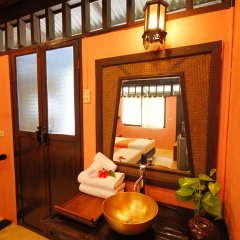 Отель Baan Panwa Resort&Spa раковина ванной комнаты