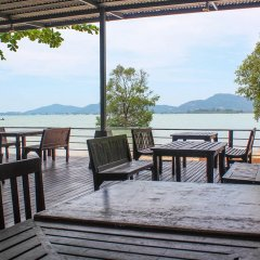 Отель Baan Panwa Resort&Spa ресторан фото 2