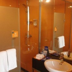 Lingnan Garden Inn Huadu Hotel Guangzhou ванная