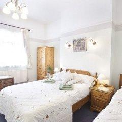 Отель The Bentley Guest House Великобритания, Йорк - отзывы, цены и фото номеров - забронировать отель The Bentley Guest House онлайн комната для гостей фото 4