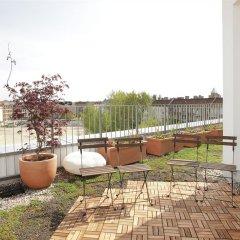 Almodovar Hotel Biohotel Berlin балкон