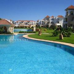 Отель Atlantic Magna Hotel Марокко, Медина Танжера - отзывы, цены и фото номеров - забронировать отель Atlantic Magna Hotel онлайн бассейн фото 3