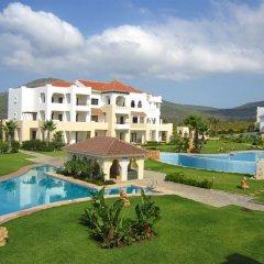 Отель Atlantic Magna Hotel Марокко, Медина Танжера - отзывы, цены и фото номеров - забронировать отель Atlantic Magna Hotel онлайн бассейн