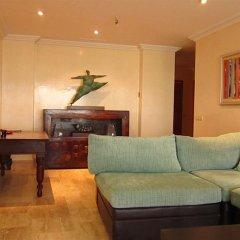 Отель Atlantic Magna Hotel Марокко, Медина Танжера - отзывы, цены и фото номеров - забронировать отель Atlantic Magna Hotel онлайн комната для гостей фото 3