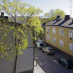 Отель CheapSleep Helsinki парковка