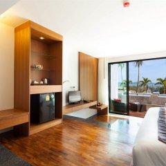 Отель Chalong Chalet Resort & Longstay комната для гостей фото 5
