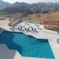 Отель Petra Panorama Hotel Иордания, Вади-Муса - отзывы, цены и фото номеров - забронировать отель Petra Panorama Hotel онлайн бассейн фото 2