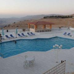 Отель Petra Panorama Hotel Иордания, Вади-Муса - отзывы, цены и фото номеров - забронировать отель Petra Panorama Hotel онлайн бассейн