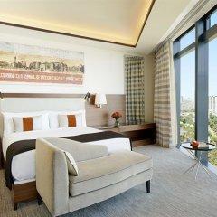 Отель Fairmont Baku at the Flame Towers комната для гостей