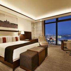Отель Fairmont Baku at the Flame Towers комната для гостей фото 4