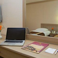 Sergah Hotel Турция, Анкара - отзывы, цены и фото номеров - забронировать отель Sergah Hotel онлайн удобства в номере фото 2