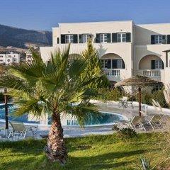 Отель Golden Sun Studios & Apartments Греция, Остров Санторини - отзывы, цены и фото номеров - забронировать отель Golden Sun Studios & Apartments онлайн бассейн фото 3