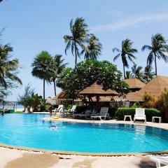 Отель Nomads Coral Grand, Koh Tao Таиланд, Остров Тау - отзывы, цены и фото номеров - забронировать отель Nomads Coral Grand, Koh Tao онлайн бассейн