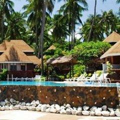 Отель Nomads Coral Grand, Koh Tao Таиланд, Остров Тау - отзывы, цены и фото номеров - забронировать отель Nomads Coral Grand, Koh Tao онлайн бассейн фото 2