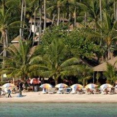 Отель Nomads Coral Grand, Koh Tao Таиланд, Остров Тау - отзывы, цены и фото номеров - забронировать отель Nomads Coral Grand, Koh Tao онлайн пляж