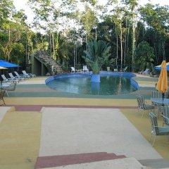 Отель Inti Resort and Villas бассейн