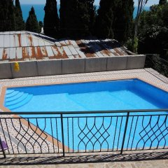 Мини-Отель 4 Сезона бассейн