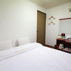 Отель Bando Hotel Южная Корея, Сеул - отзывы, цены и фото номеров - забронировать отель Bando Hotel онлайн комната для гостей