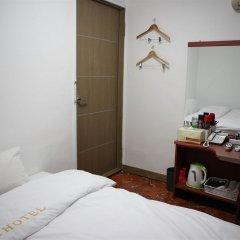 Отель Bando Hotel Южная Корея, Сеул - отзывы, цены и фото номеров - забронировать отель Bando Hotel онлайн удобства в номере фото 2