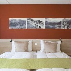 Отель Ochsen 2 Швейцария, Давос - отзывы, цены и фото номеров - забронировать отель Ochsen 2 онлайн комната для гостей фото 3