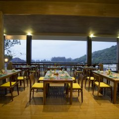 Отель Mandarava Resort and Spa Karon Beach питание