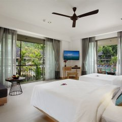Отель Mandarava Resort and Spa Karon Beach комната для гостей фото 7