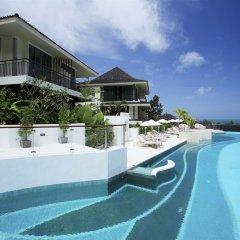 Отель Mandarava Resort and Spa Karon Beach открытый бассейн