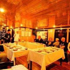 Отель Alova Gold Cruises Halong питание