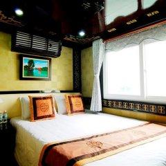 Отель Alova Gold Cruises Halong комната для гостей фото 4