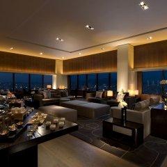 Отель Conrad Seoul представительский лаундж