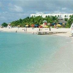 Отель Paradise Anchor Villa Ямайка, Монтего-Бей - отзывы, цены и фото номеров - забронировать отель Paradise Anchor Villa онлайн пляж фото 2