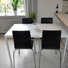 Апартаменты Stayhere Apartments Örebro Эребру комната для гостей фото 5