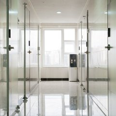 Отель EV Chain Guro Parkside фитнесс-зал фото 3