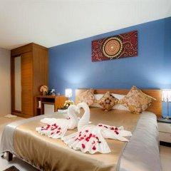 Rama Kata Beach Hotel 2* Номер Делюкс с различными типами кроватей
