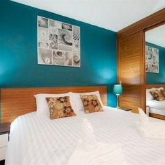 Rama Kata Beach Hotel 2* Улучшенный номер с различными типами кроватей