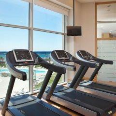Гостиница Radisson Blu Resort & Congress Centre, Сочи фитнесс-зал