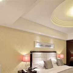 Отель Zhengzhou Zhengfangyuan Jinjiang Inn комната для гостей фото 4