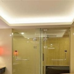 Отель Zhengzhou Zhengfangyuan Jinjiang Inn ванная