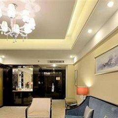 Отель Zhengzhou Zhengfangyuan Jinjiang Inn интерьер отеля фото 3